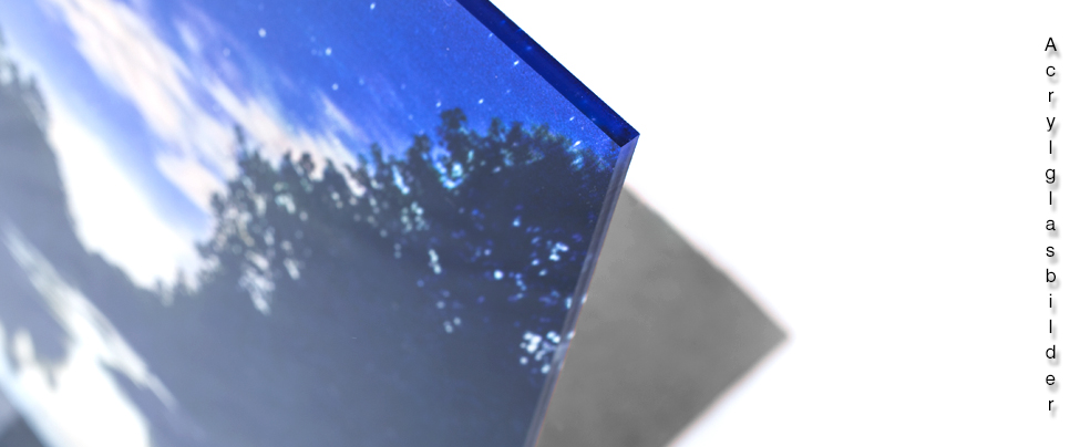 Acrylglasbilder